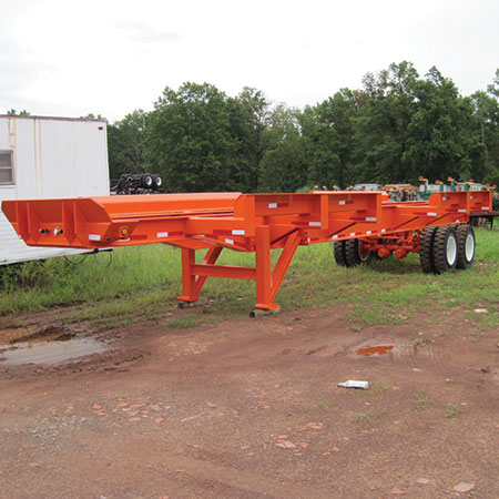 40' STRAIGHT FRAME CHASSIS