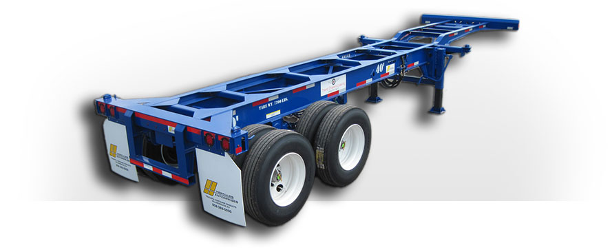 Container Chassis - Hercules Enterprises