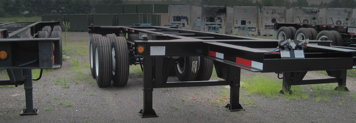 Hercules Enterprises - 23' FLUSH BACK CHASSIS