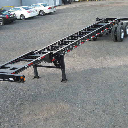 40′ GOOSENECK LIGHT WEIGHT