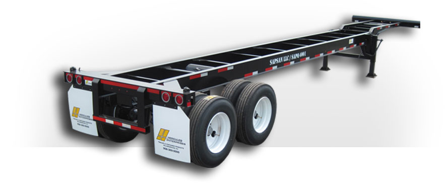 Container Chassis Lights : Container chassis manufacturer hercules
