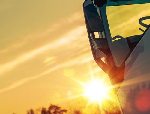 Trucker Tips to Combat Summer Heat